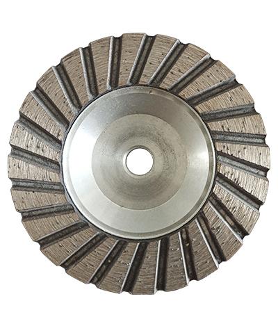 M14 Aluminum Cup Wheel