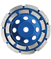 M14 Dounble Raw Cup Wheel