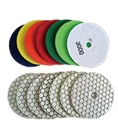 Dry Polishing Pad Type2